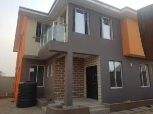 4 bedroom Detached Duplex House for sale Oluyole Extension, Elebu Oluyole Estate Ibadan Oyo