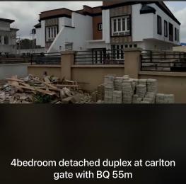 4 bedroom Detached Duplex House for sale Carlton gate estate Akobo Ibadan Oyo