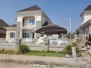 4 bedroom Detached Duplex House for sale River Park Estate Lugbe Abuja