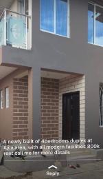 4 bedroom Detached Duplex House for rent Akuru, Hassan block area off Elebu market road Akala Express Ibadan Oyo