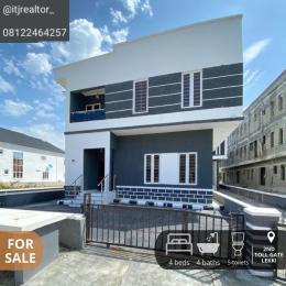 4 bedroom Detached Duplex House for sale Chevron toll gate, orchid chevron Lekki Lagos