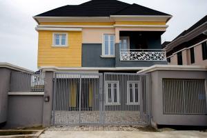 4 bedroom Detached Duplex House for sale Chevron Alternative Route chevron Lekki Lagos