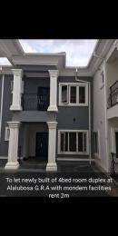 4 bedroom Flat / Apartment for rent Alalubosa main Alalubosa Ibadan Oyo