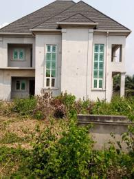 4 bedroom Detached Duplex House for sale Close to the Untouchable Church,Agbor Ika South Delta