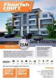 2 bedroom Blocks of Flats House for sale Alasia Opposite Lagos Business School Abraham adesanya estate Ajah Lagos