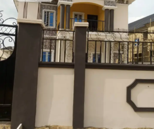 4 bedroom Detached Duplex House for sale -  Magboro Obafemi Owode Ogun