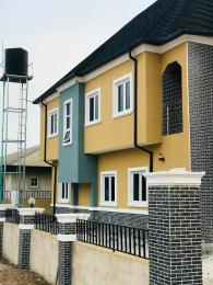 4 bedroom Detached Duplex House for sale ESTATE 10 REDEMPTION CAMP  Mowe Obafemi Owode Ogun