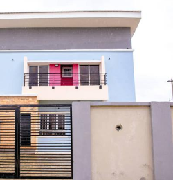 4 bedroom Detached Duplex House for sale mobil road Ilaje Ajah Lagos
