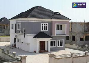 4 bedroom Detached Duplex House for sale eleko beech road Eleko Ibeju-Lekki Lagos