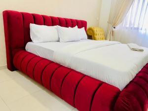 4 bedroom Terraced Duplex House for shortlet u Ikate Lekki Lagos