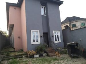 4 bedroom Detached Duplex House for rent Located in an Estate Off College Road  Ifako-ogba Ogba Lagos