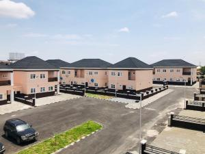 4 bedroom Terraced Duplex House for rent Idu nbora Nbora Abuja