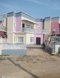 4 bedroom Terraced Duplex House for sale Around the roundabout and on a Tarred road Galadinmawa Abuja