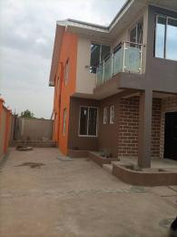 4 bedroom Detached Duplex House for sale Olusetan area off elebu oja junction Akala Express Ibadan Oyo