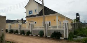 4 bedroom Detached Duplex House for sale Goshen Villa Estate Lugbe Abuja