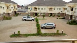 4 bedroom Terraced Duplex House for rent By American international school Durumi Abuja