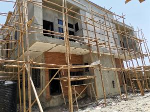 4 bedroom Semi Detached Duplex House for sale Orchid Road, by 2nd Toll Gate  chevron Lekki Lagos