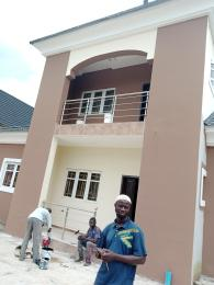 4 bedroom Detached Duplex House for rent River Park Estate Lugbe Abuja