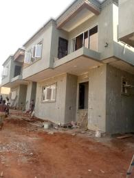 5 bedroom Semi Detached Duplex House for sale OBASONJO HILLTOP Oke Mosan Abeokuta Ogun