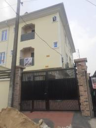4 bedroom Semi Detached Duplex House for rent Off College Road Ifako-ogba Ogba Lagos