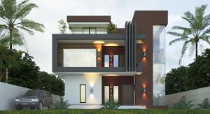 4 bedroom Detached Duplex House for sale - Millenuim/UPS Gbagada Lagos