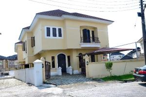 4 bedroom Detached Duplex House for sale Sangotedo  Crown Estate Ajah Lagos