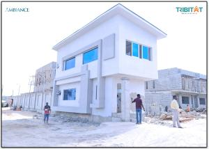 4 bedroom Detached Duplex House for sale Abraham adesanya  By Atlantic layout estate Lekki Phase 1 Lekki Lagos