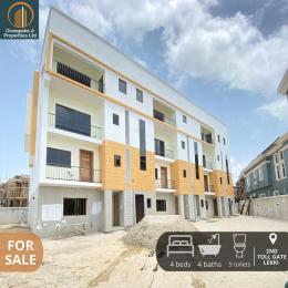 3 bedroom Massionette House for sale 2nd toll gate  Lekki Lagos