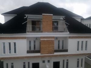 4 bedroom Semi Detached Duplex House for rent Oral estate lekki Lagos  Oral Estate Lekki Lagos