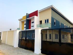4 bedroom Semi Detached Duplex for rent Off Alpha Beach Road Igbo-efon Lekki Lagos