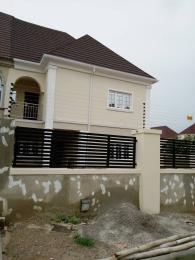 4 bedroom Semi Detached Duplex House for sale Sam najuma estate, opposite brains and hammers Galadinmawa Abuja