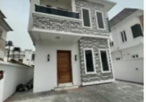 4 bedroom Semi Detached Duplex House for rent Eletu Way Osapa london Lekki Lagos