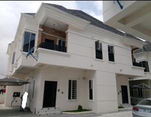 4 bedroom Detached Duplex House for rent Grace Court Ologolo Lekki Lagos