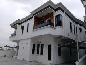 4 bedroom Semi Detached Duplex House for sale Off Orchid Hotel Road By Second Tollgate chevron Lekki Lagos