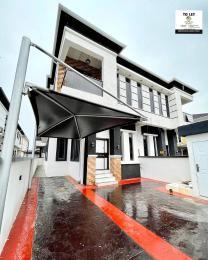 4 bedroom Semi Detached Duplex House for rent Chevy view chevron Lekki Lagos