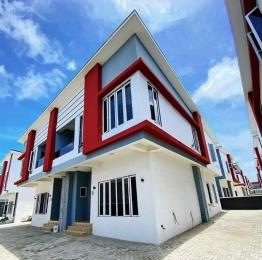 4 bedroom Semi Detached Duplex House for rent Opp, VGC. Lekki Lagos