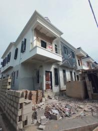 4 bedroom Semi Detached Duplex House for sale Orchid road chevron Lekki Lagos