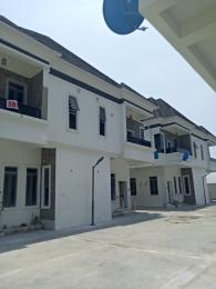 4 bedroom Semi Detached Duplex House for sale 1 minute drive from Chevron toll gate Oral Estate Lekki Lagos