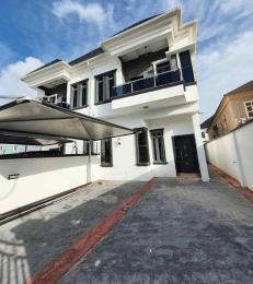 4 bedroom Semi Detached Duplex House for rent Oral estate Oral Estate Lekki Lagos