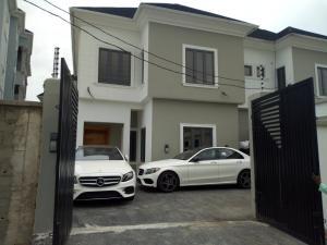4 bedroom Semi Detached Duplex House for sale Ilasan Lekki Lagos