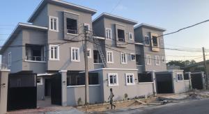 4 bedroom Semi Detached Duplex House for rent Esomo close, off Toyin street, opebi-allen ikeja Lagos  Toyin street Ikeja Lagos