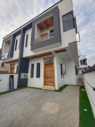 4 bedroom Semi Detached Duplex for rent Lekki Palm City Estate Ajah Lagos