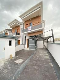 4 bedroom Semi Detached Duplex for rent Chevron Drive chevron Lekki Lagos