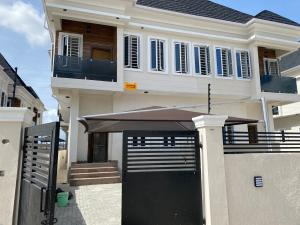 4 bedroom Semi Detached Duplex House for sale VGC mega chicken axis  VGC Lekki Lagos