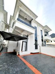4 bedroom Semi Detached Duplex House for sale Alternative road Chevron lekki lagos state Nigeria  chevron Lekki Lagos