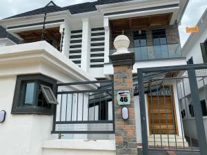 4 bedroom Semi Detached Duplex for sale Chevron Toll Gate Axis chevron Lekki Lagos