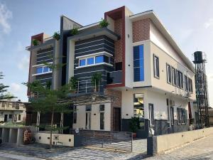 4 bedroom Semi Detached Duplex House for sale Orchid Road, Lekki Lagos. Lekki Phase 2 Lekki Lagos