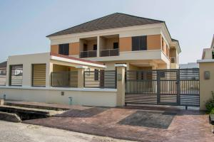 4 bedroom House for sale Pinnock Beach Estate Osapa london Lekki Lagos