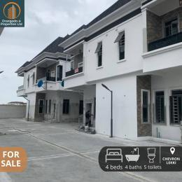 4 bedroom Semi Detached Duplex House for sale oral estate Lekki Phase 2 Lekki Lagos