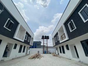 Terraced Duplex House for sale  1 mins drive from Novare mall(Shoprite ), opposite Crown Estate.   Sangotedo Ajah Lagos